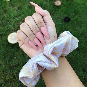 Double fabric Scrunchie